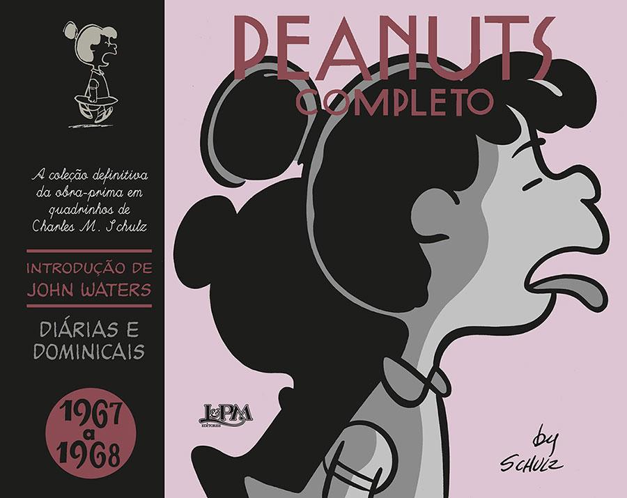 Peanuts Completo - Volume 9 - 1967-1968