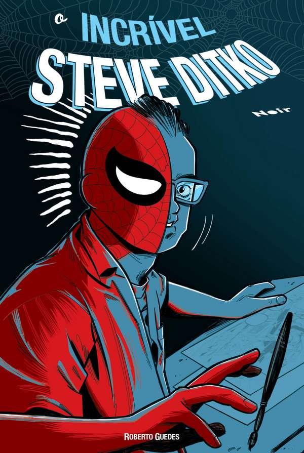 O Incrível Steve Ditko