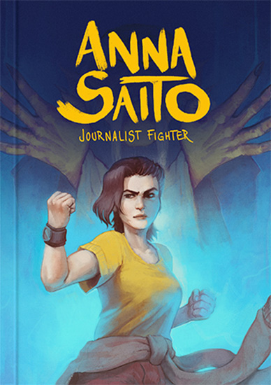 Anna Saito - Journalist Fighter
