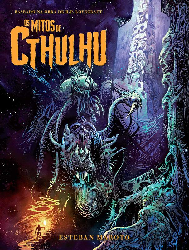 Os mitos de Cthulhu