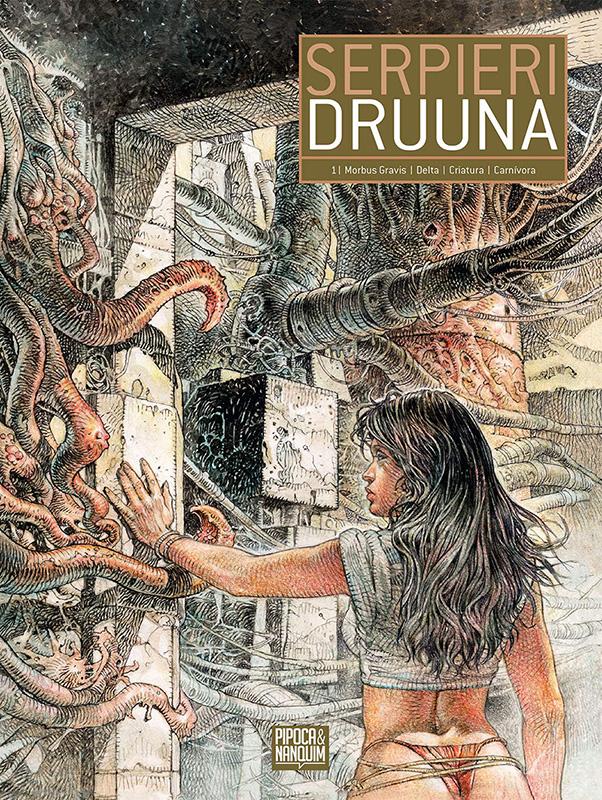 Druuna - Volume 1