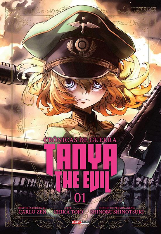 Tanya the Evil - Crônicas de Guerra