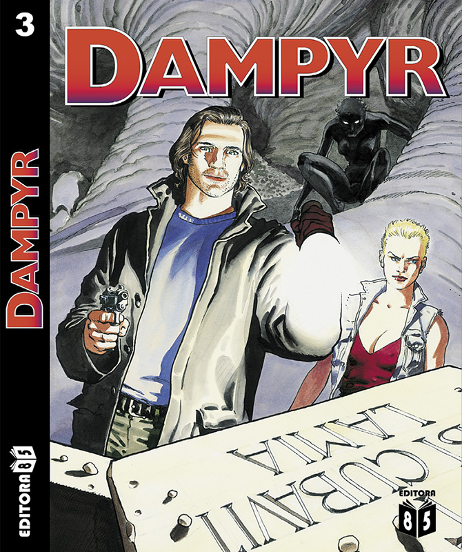 Dampyr - Volume 3
