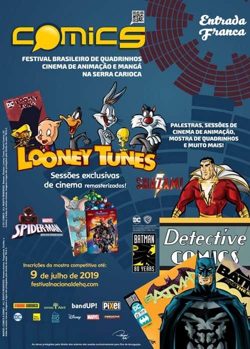 Festival de Quadrinhos e Animação