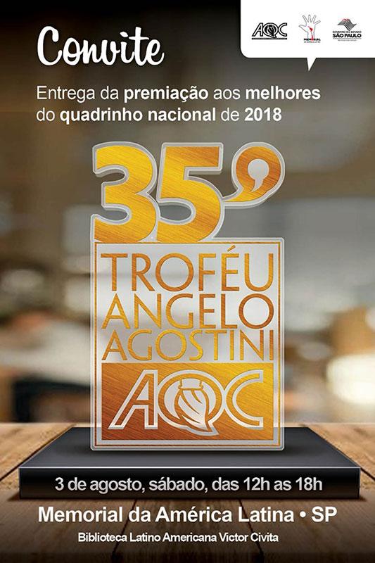 35° Troféu Ângelo Agostini