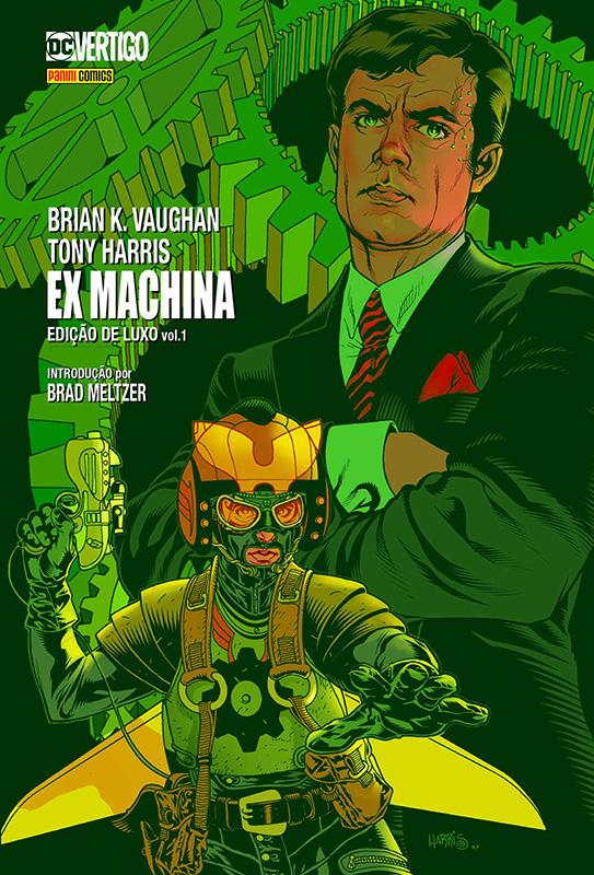 Ex Machina - Edição de Luxo - Volume 1