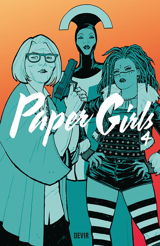 Paper Girls - Volume 4