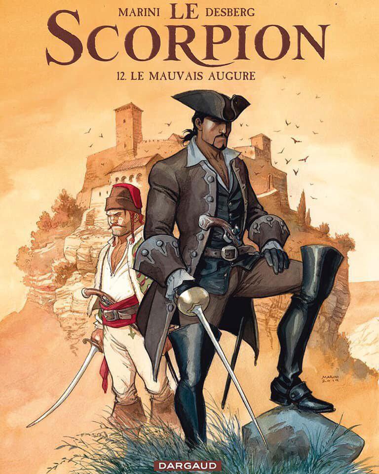 Le Scorpion - Le mauvais augure