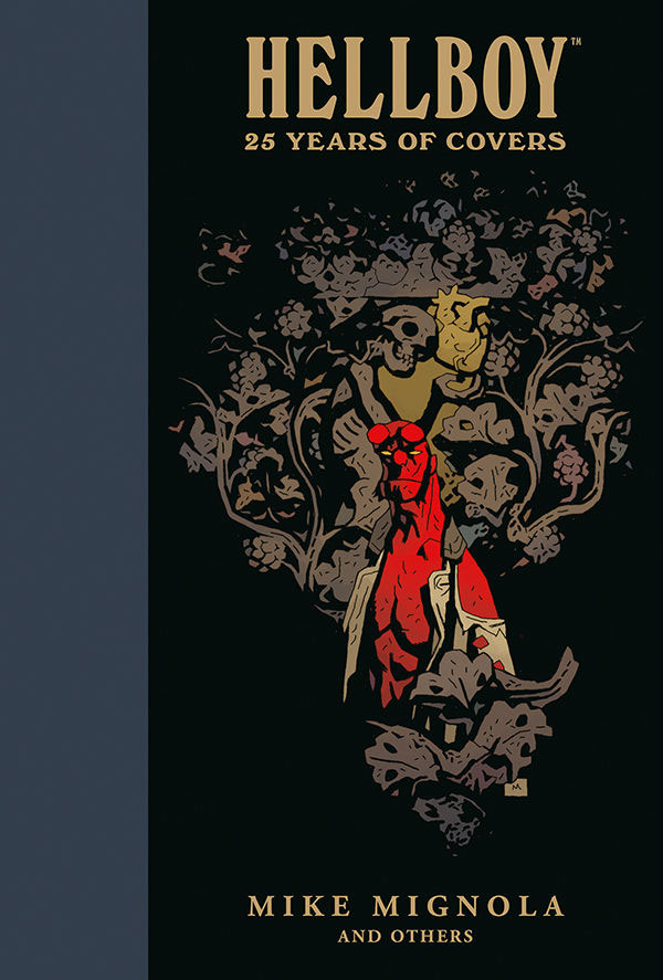 Hellboy – 25 Years of Covers