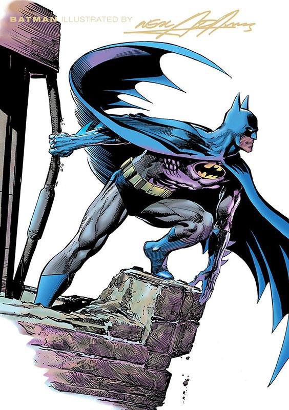 Batman por Neal Adams