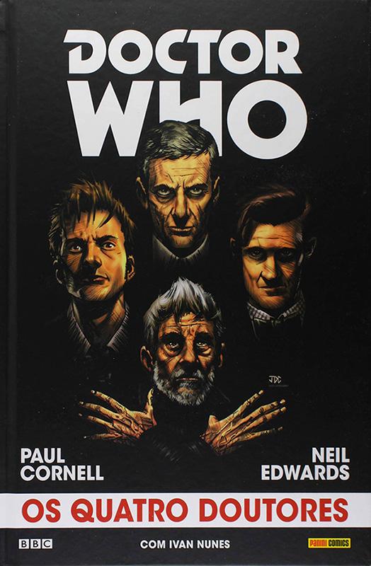 Doctor Who - Os Quatro Doutores