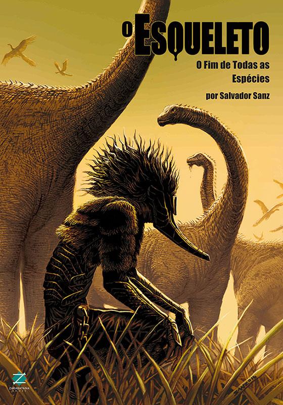 O Esqueleto - O fim de todas as espécies