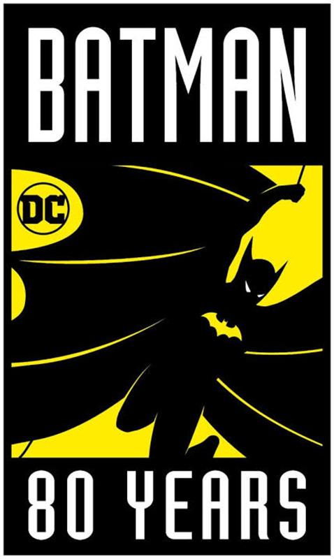 Batman 80 anos