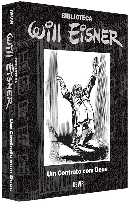 Biblioteca Will Eisner - Volume 1 - Um contrato com Deus
