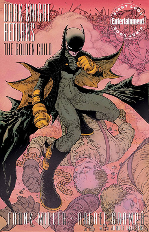 The Dark Knight Returnos - The Golden Child