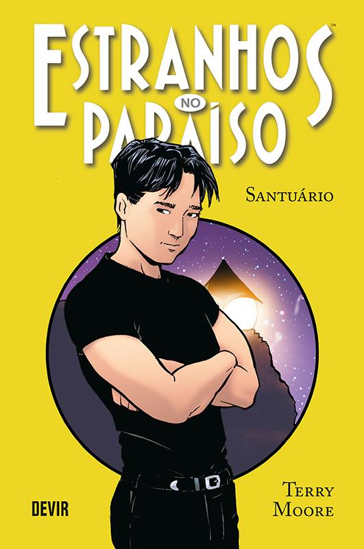 Estranhos no Paraíso - Volume 3 - Santuário