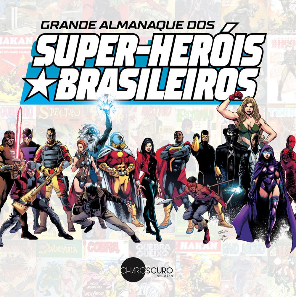 Grande Almanaque dos Super-heróis Brasileiros