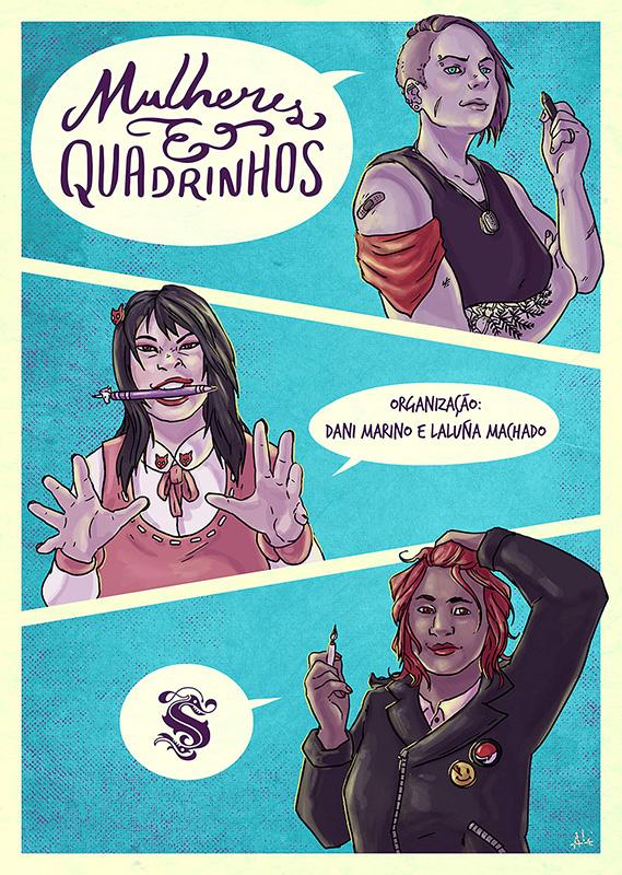 Mulheres & Quadrinhos