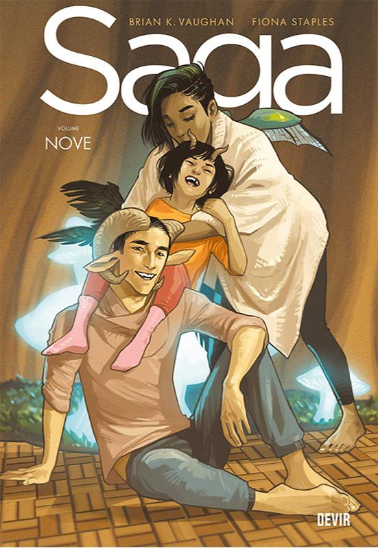 Saga - Volume 9