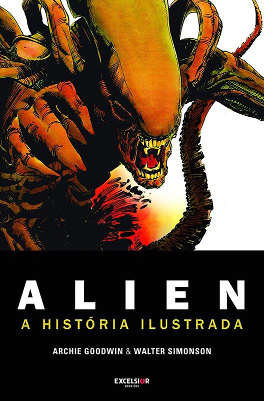 Alien - A história ilustrada