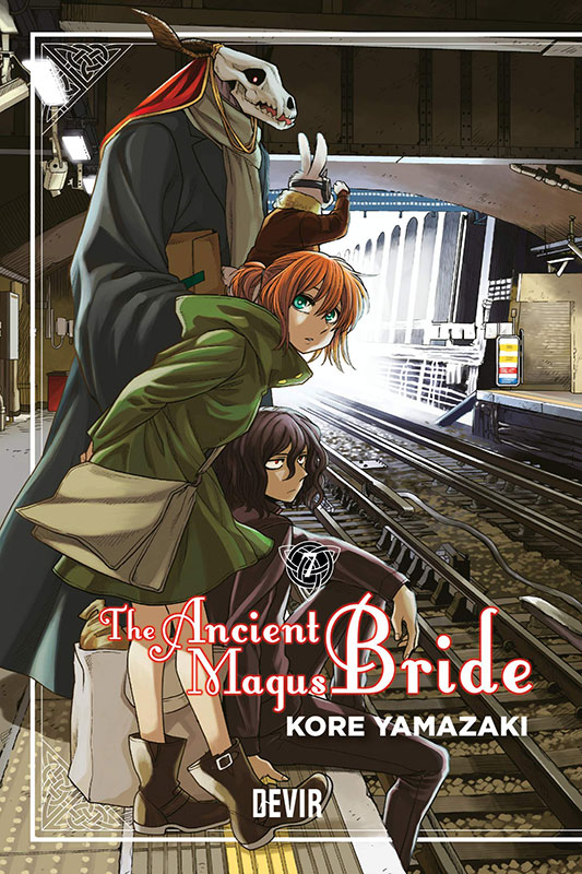 The Ancient Magus Bride - Volume 7