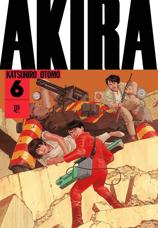 Akira - Volume 6
