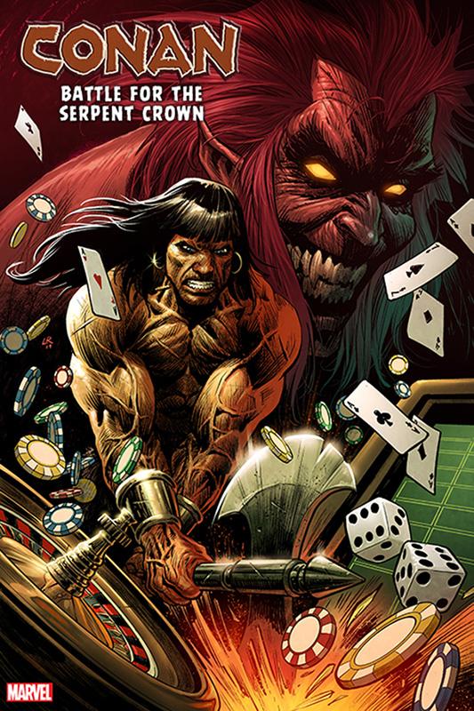 Conan - Battle for the Serpent Crown