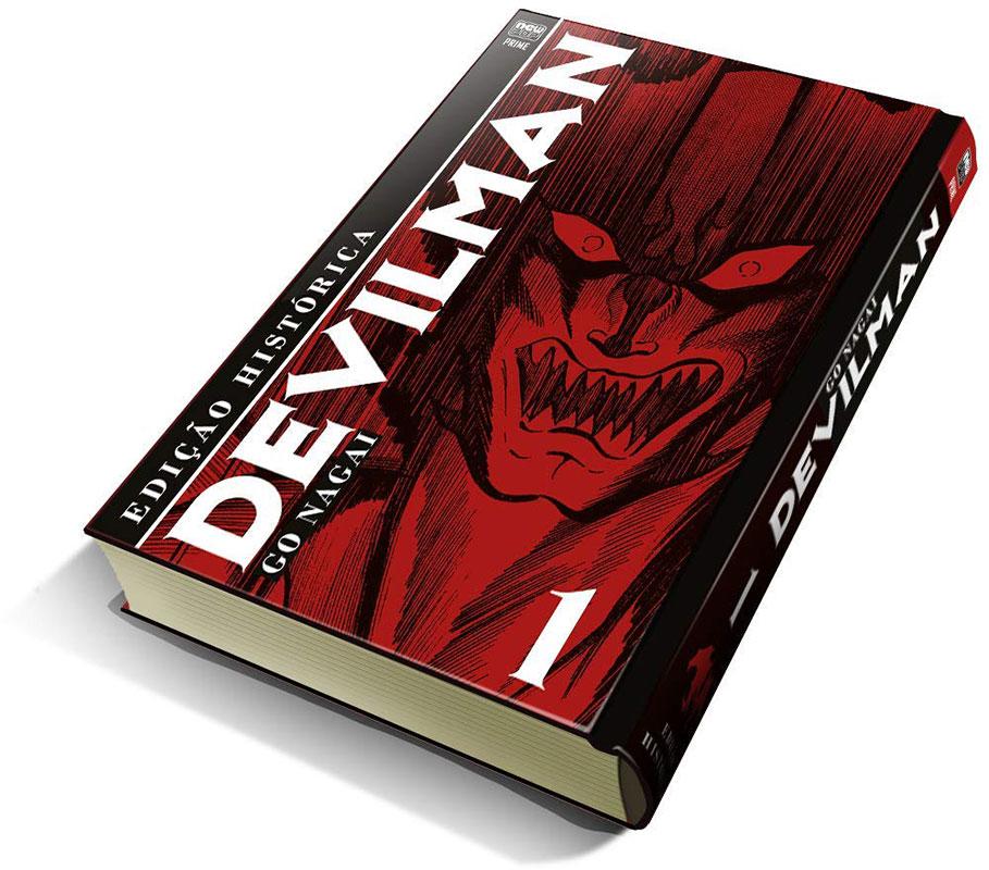 Devilman - Edição Histórica - Volume 1