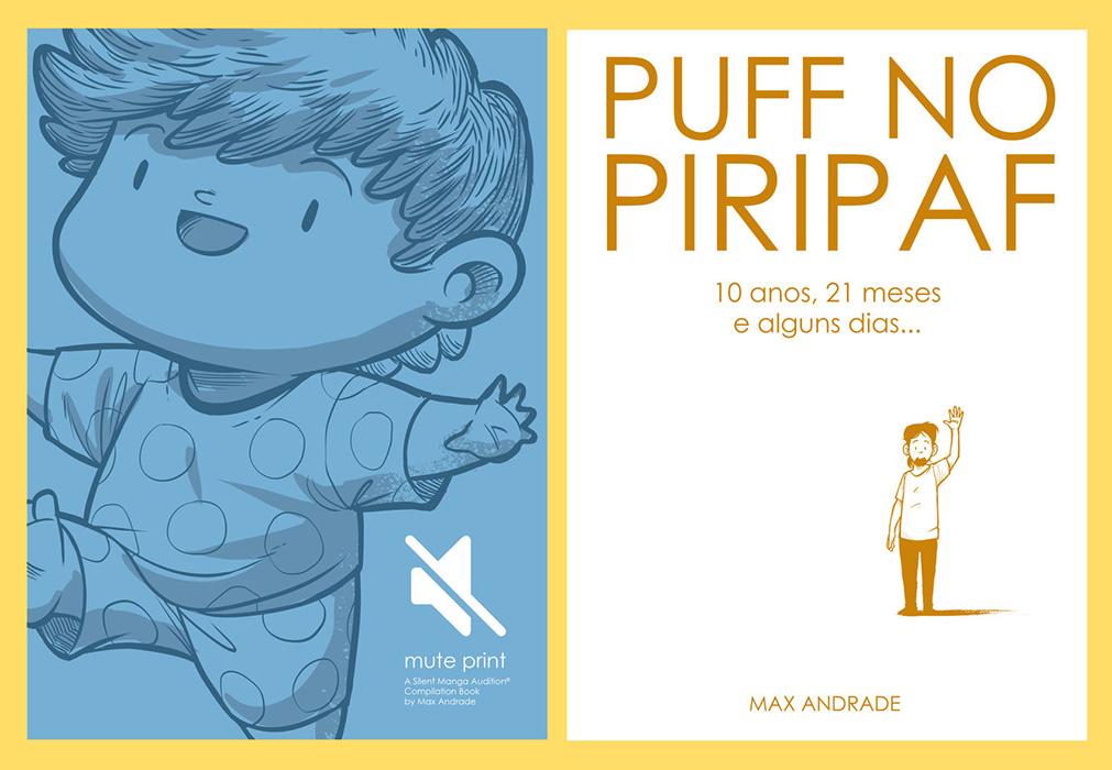 Mute Print + Puff no Piripaf