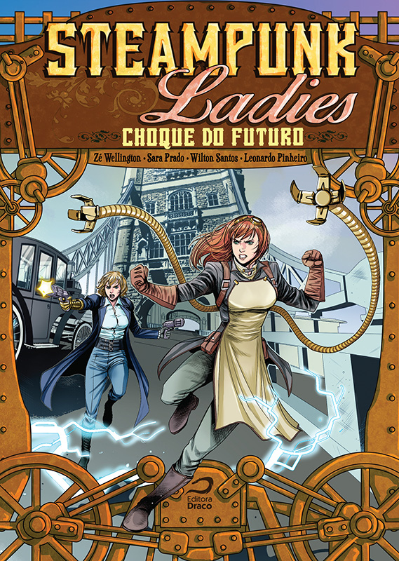 Steampunk Ladies - Choque do futuro