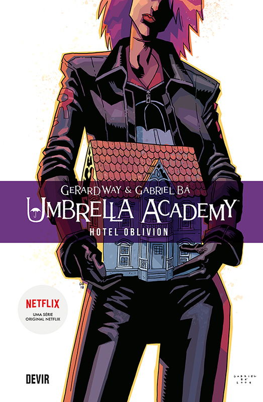 Umbrella Academy - Volume 3 - Hotel Oblivion