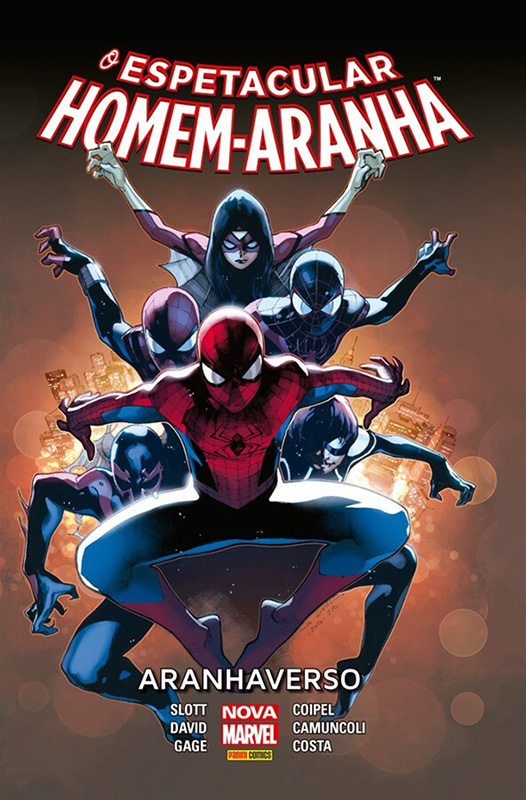 O Espetacular Homem-aranha - Aranhaverso