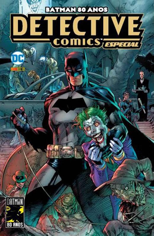 Batman 80 anos - Detective Comics Especial
