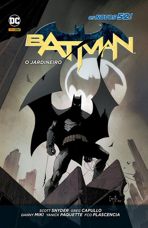 Batman - O Jardineiro