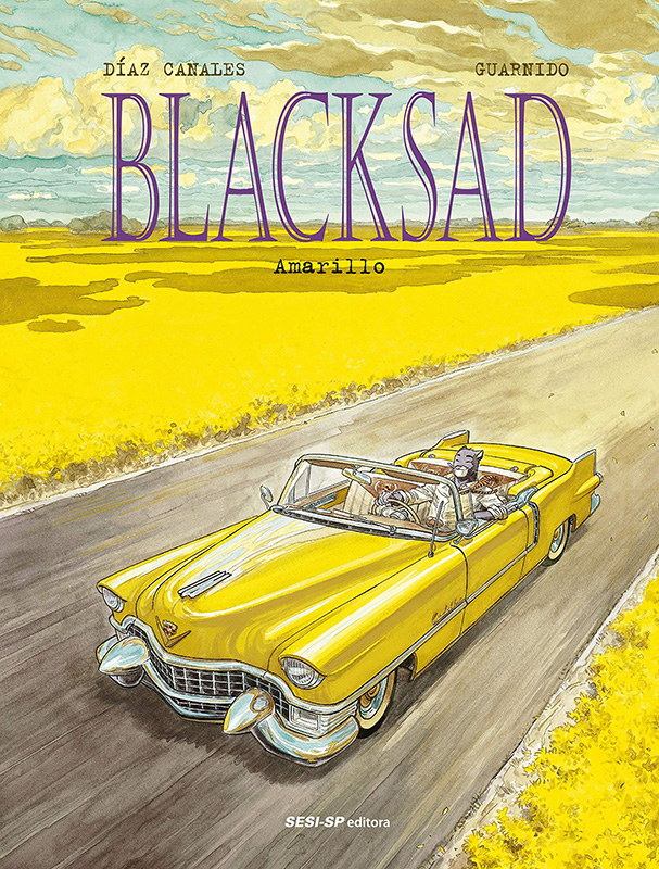 Blacksad – Amarillo
