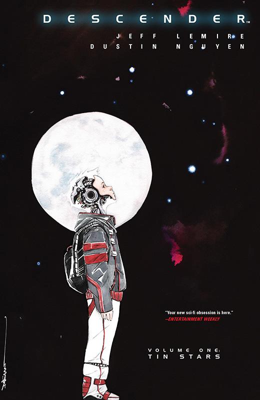 Descender – Volume 1 – Tin Stars