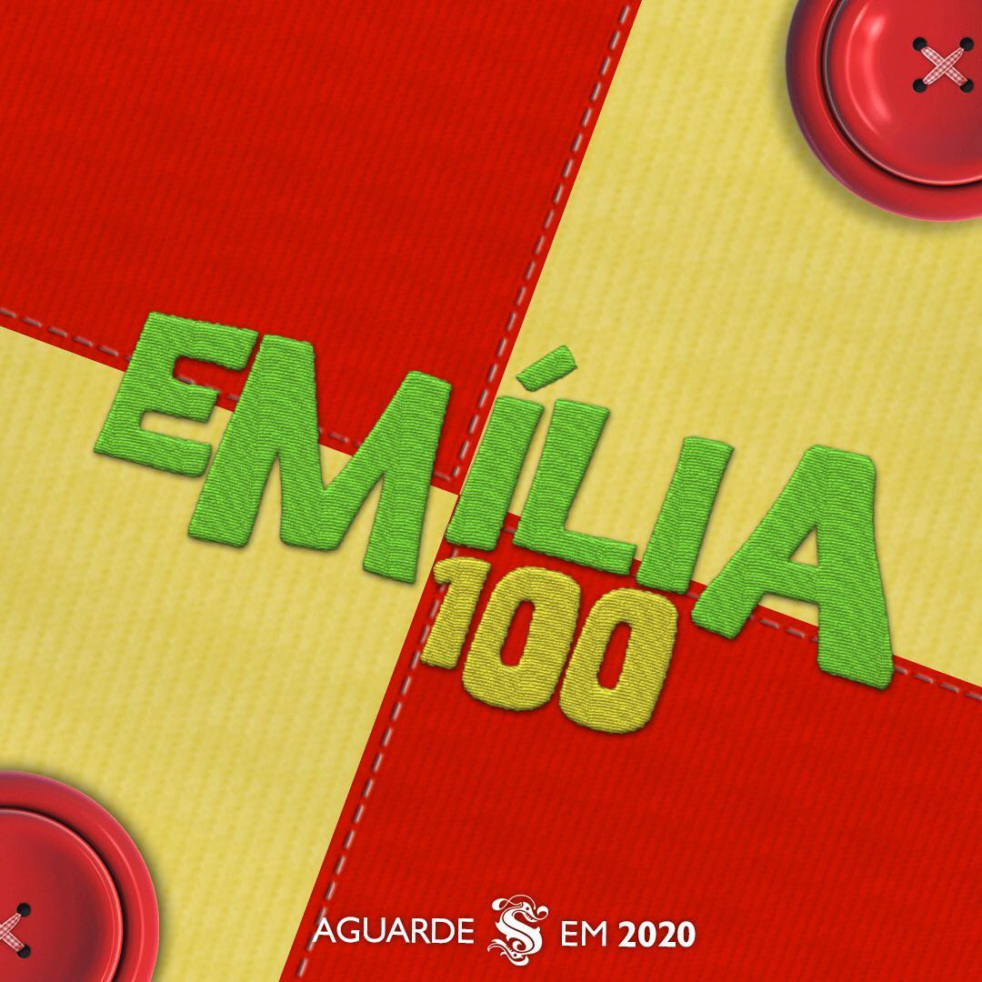 Emília - 100 anos