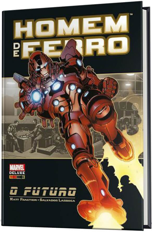 Homem de Ferro - O Futuro
