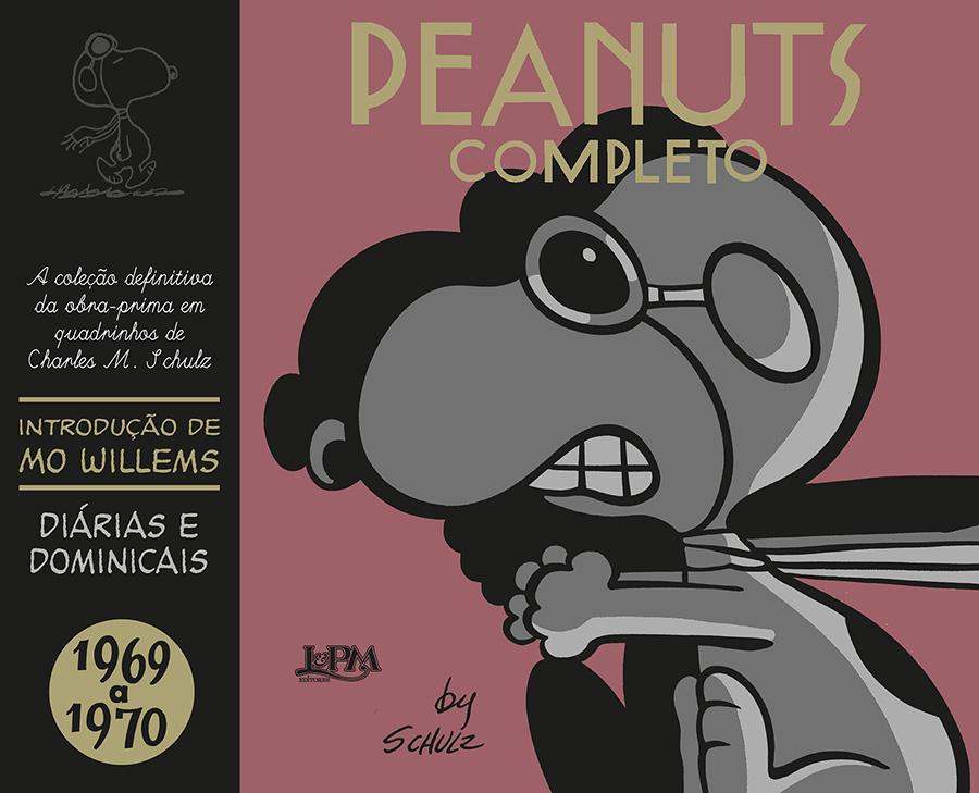 Peanuts Completo - Volume 10 - 1969-1970