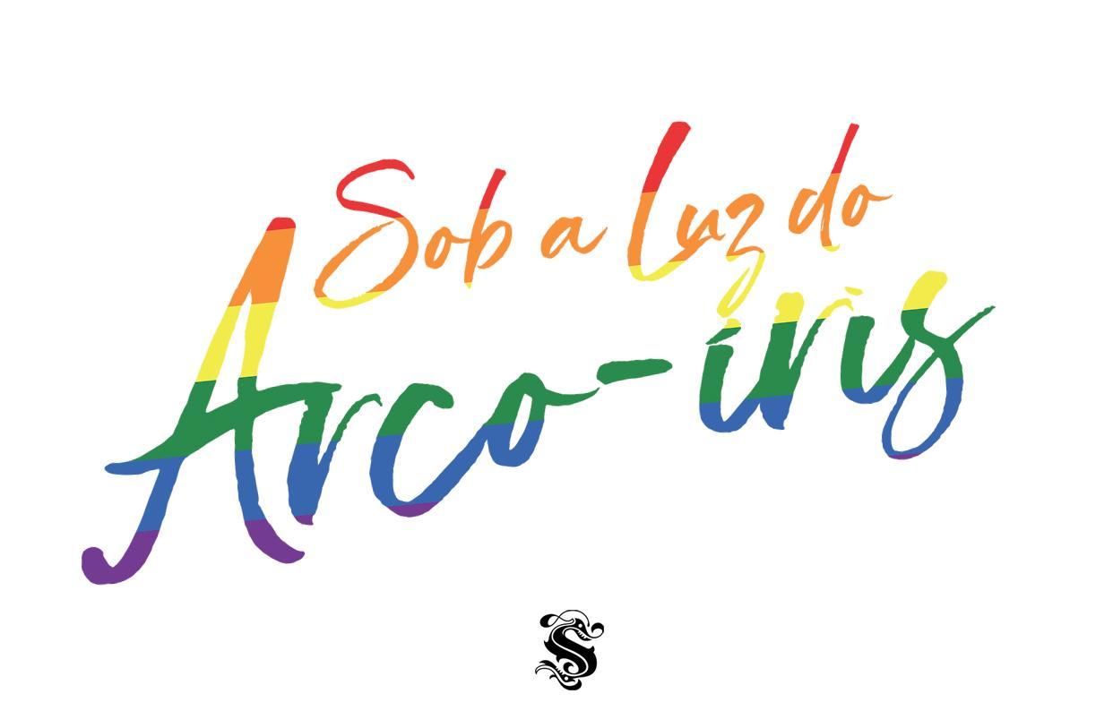 Sob a luz do arco-íris