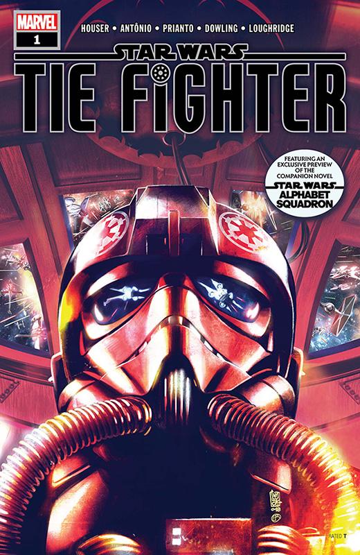 Star Wars – Tie Fighter # 1