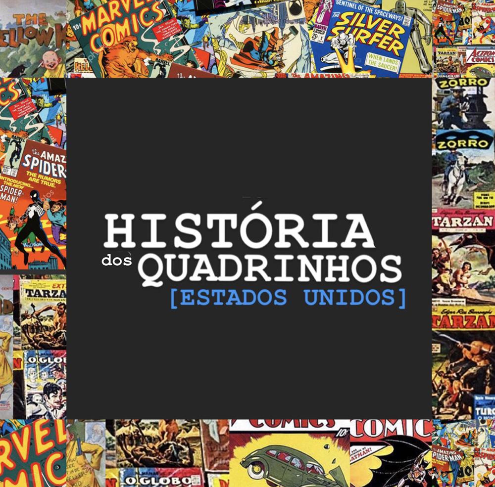 Histórias dos Quadrinhos - Estados Unidos