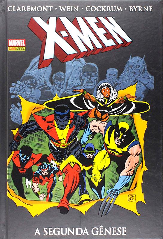 X-Men - A segunda gênese
