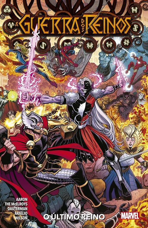 A Guerra dos Reinos # 1