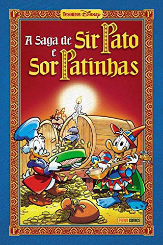 A Saga do Sir. Pato e Sor. Patinhas