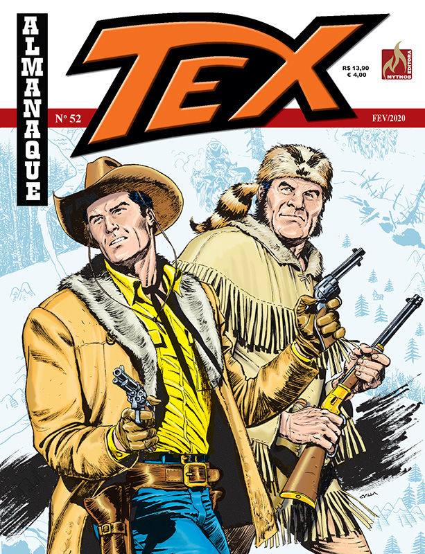 Almanaque Tex # 52