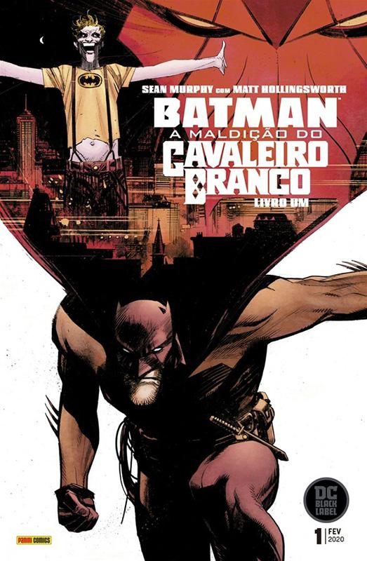 Batman - A Maldição do Cavaleiro Branco # 1