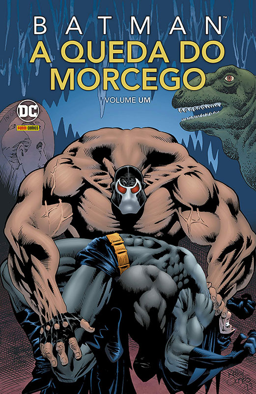 Batman - A Queda do Morcego - Volume 1