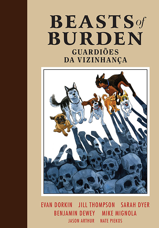 Beasts of Burden - Guardiões da Vizinhança