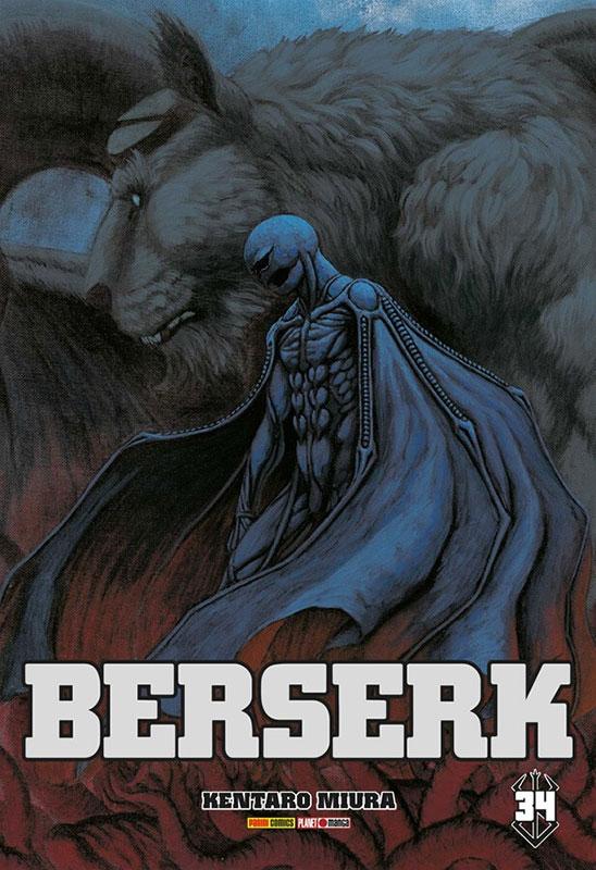 Berserk - Edição de Luxo # 34
